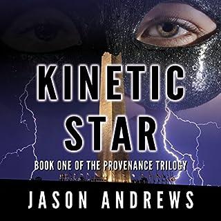 Kinetic Star audiobook cover art