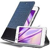 Cadorabo Book Case works with HTC Desire 10