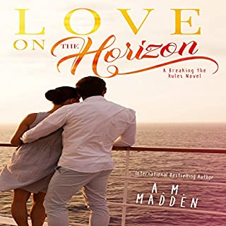 Love on the Horizon audiobook cover art