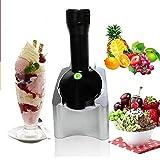 ZJZ Máquina de Helado de Frutas, máquina automática de Helado para el hogar, entretener bocadillos