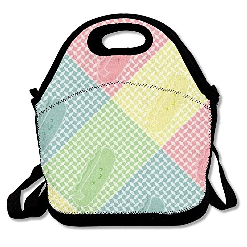 Girls Boys Food Lunch Tote Pineapple Insulated & & Kids Picnic School Work Portable Reusable Handbag Bags Boxes Lunchbox Outdoor Totes