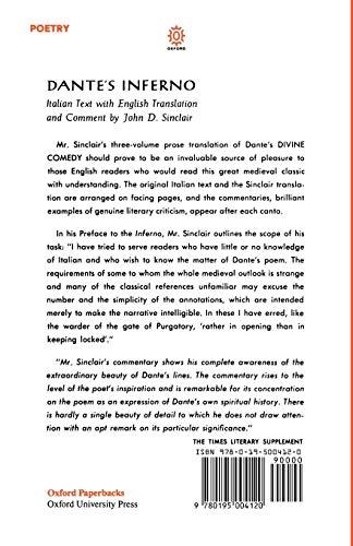 The Divine Comedy: I. Inferno: Volume 1: Inferno: 001 (Galaxy Books)