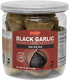 MW Polar Black Garlic, 5 Ounce (142grams)