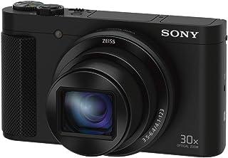 Sony DSCHX80/B High Zoom Point & Shoot Camera (Black) by Sony