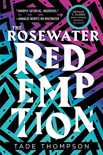 The Rosewater Redemption (The Wormwood Trilogy, Band 3)