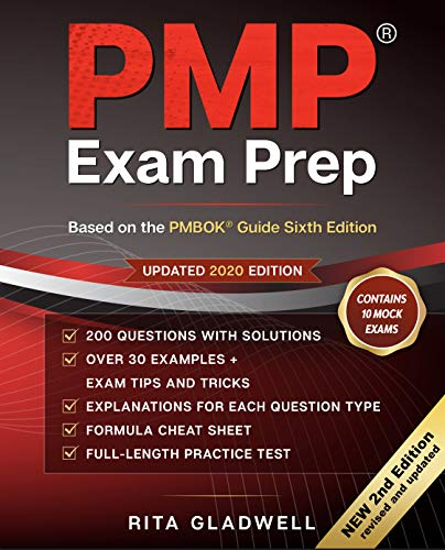 PMP Exam Prep: How to Pass on Your First Attempt (Based on the PMBOK Guide Sixth Edition). (2nd Edition Revised and Updated Book 1) (English Edition)