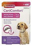 beaphar CaniComfort Wohlfühl-Halsband für Welpen, Beruhigungsmittel für Hunde mit Pheromonen, Bei...