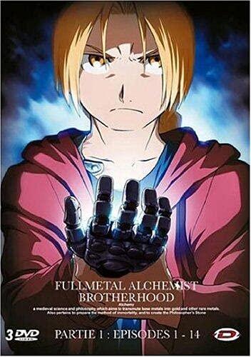 Fullmetal Alchemist : Brotherhood - Coffret Partie 1 (Volume 1 à 3)