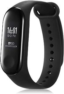 Xiaomi MI Band 3 Smart Tracker Health Monitoring, Sleep and Heart Rate, Sports Clock-Pedometer (International Version - PT-BR)
