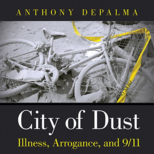 City of Dust audiobook cover art