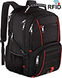 Extra Large Laptop Backpack,Travel Big Capacity RFID TSA Friendly Durable Men Women Computer...