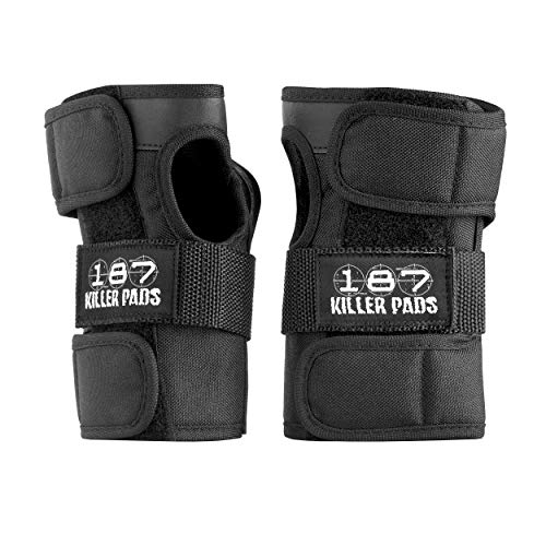 Killer Pads Schutzausrüstung Wristguard, Schwarz, XL