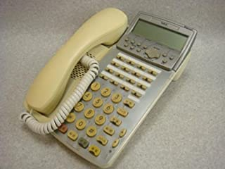 DTR-16KH-1D(WH) NEC Aspire Dterm85 16ボタン漢字表示&電子電話帳対応電話機(WH) [オフィス用品] ビジネスフォン