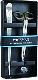 WICKMAN Wick Trimmer and Wick Dipper Gift Set