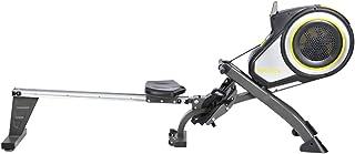 TA Sport CRW800 Air Rower, Black/Gray