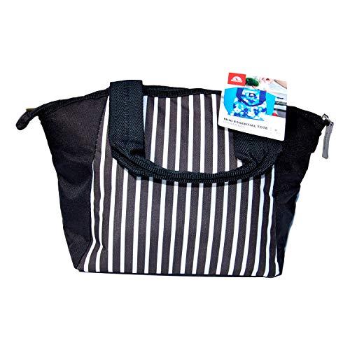 Igloo Mini Essential Tote Cooler Bag, Paneled Stripes