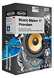 Magix Music Maker 17 Premium - Software de edición de audio/música (Intel Pentium/AMD Athlon, 1GHz, DEU, Caja)