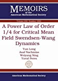 A Power Law of Order 1/4 for Critical Mean Field Swendsen-wang Dynamics (Memoirs of the American Mathematical Society)