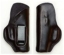 Leather IWB Holster for SCCY CPX-1