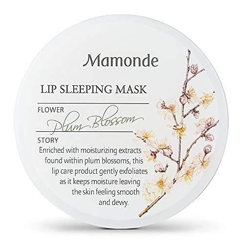 Mamonde Lip Sleeping Mask Overnight Moisturizer Treatment, 0.7 FL Oz