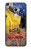 Innovedesire Van Gogh Cafe Terrace Hülle Schutzhülle Taschen für HTC One X10