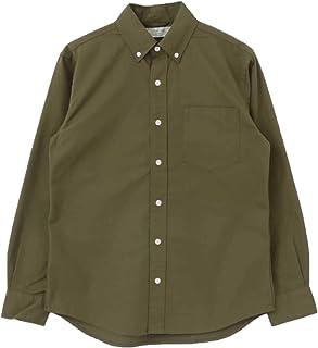 [サニーレーベル] ワイシャツ イージーケアボタンダウンオックスシャツ メンズ LA96-13Y203