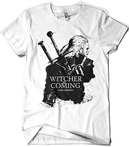 Camisetas La Colmena 1631- Witcher Is Coming