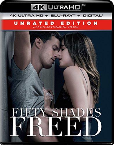 Fifty Shades Freed (4K Ultra Hd/Blu-Ray/Digital) Unrated Edition