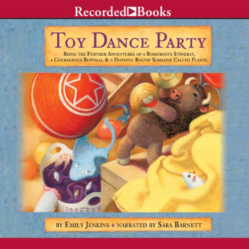 Toy Dance Party cover art
