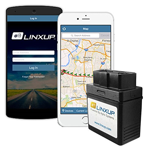 Linxup GPS Vehicle Tracker