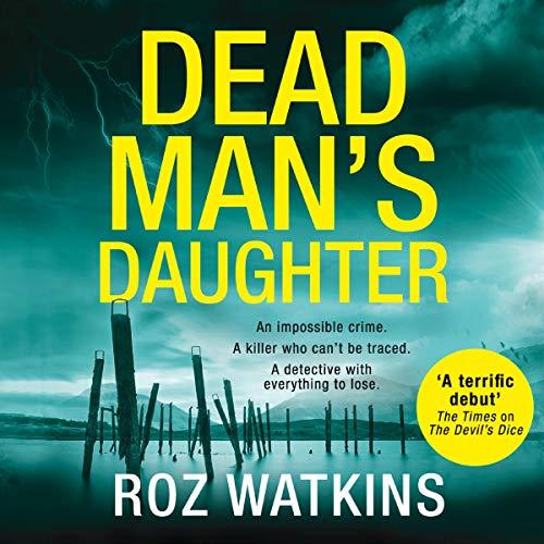 Dead Man's Daughter  audiobook cover art