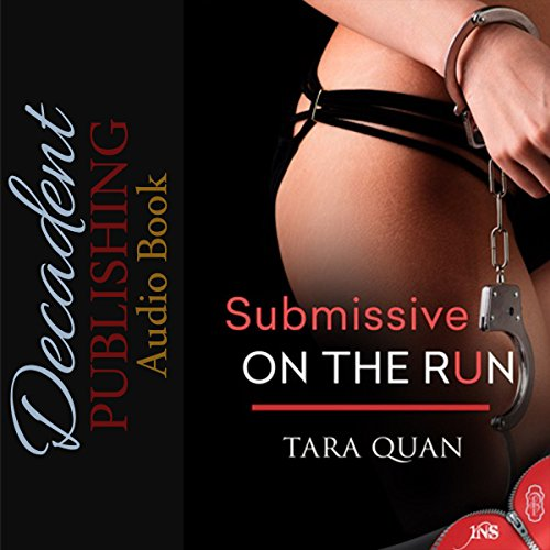 Submissive on the Run audiobook cover art