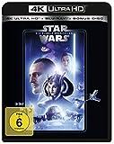 Star Wars Episode 1 - Dunkle Bedrohung (4K Ultra HD) (+ Blu-ray 2D) (+ Bonus-Blu-ray) [Alemania] [Blu-ray]