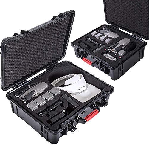 Smatree Professional wasserfeste Koffer für DJI Goggles und DJI Mavic 2 Pro/Zoom Tragetasche, Hülle für Mavic 2 Pro (DJI Goggles/Drohne und Zubehör sind Nicht im Lieferumfang enthalten)