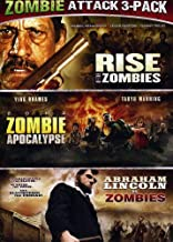 Zombie - Triple Feature: (Abraham Lincoln Vs. Zombies / Zombie Apocalypse / Rise Of The Zombies)