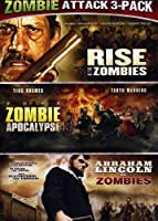 Abraham Lincoln V Zombies/Zombie Apocalypse/Rise O [DVD] [Import]