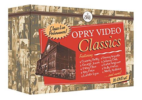 Opry Video Classics 16 DVD Set