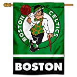 WinCraft Boston Celtics Two Ply and Double Sided House Flag