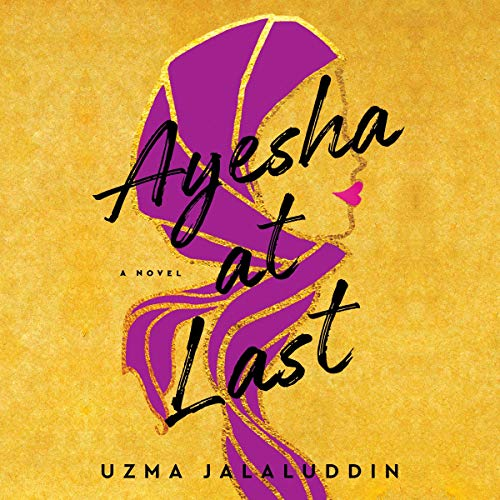Ayesha at Last audiobook cover art