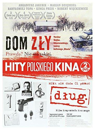 Dom zły / Dług BOX [2DVD] (No English version)