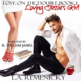 Loving Jessie's Girl audiobook cover art