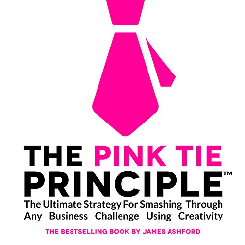 The Pink Tie Principle audiobook cover art