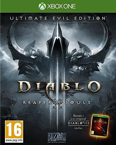 Diablo 3 Ultimate Evil Edition Jeu Xbox One