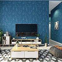 珪藻泥現代のシンプルな色スタイルの不織布壁紙のロールサイドウォールペーパーホームデコレーション適用ネオ・バロック様式の10メートルX 0.53メートル