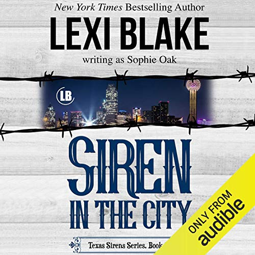 Siren in the City                   By:                                                                                                                                 Lexi Blake writing as Sophie Oak                               Narrated by:                                                                                                                                 CJ Bloom,                                                                                        Ryan West                      Length: 7 hrs and 49 mins     92 ratings     Overall 4.8