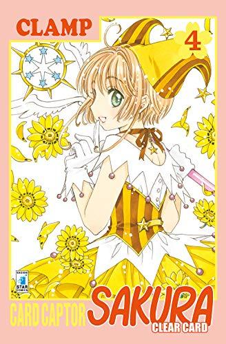 Card Captor Sakura. Clear card (Vol. 4)