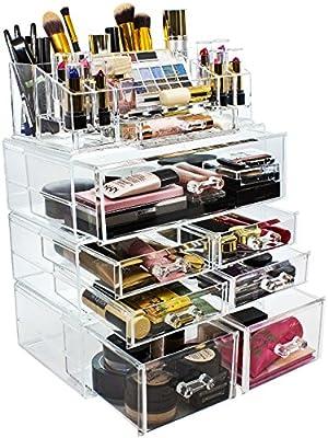 Sorbus Acrylic Cosmetics Makeup