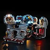 LIGHTAILING Light Set for (Star Wars Death Star Final Duel) Building Blocks Model - Led Light kit Compatible with Lego 75291(NOT Included The Model)