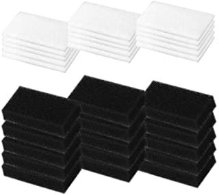 30 Pack CPAP Filters for Philips Respironics - Premium Moocoo Foam Filter and Ultra Fine Filters for Philips Respironics M...