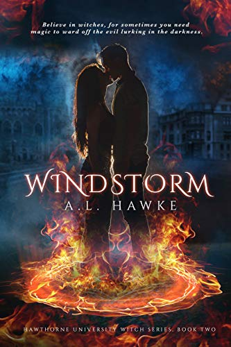 Windstorm by A.L. Hawke ebook deal